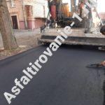 Асфальтирование дорог и площадок
